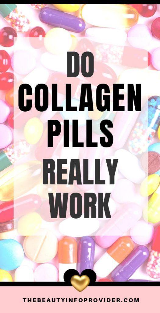 Do Collagen Pills Actually Work | Collagen pills, Collagen ...