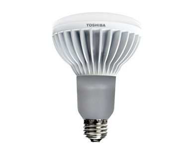 Toshiba Br30 Ledbstock Led Lamps And Led Fixtures Incandescent Lamp Led Fixtures Light Science