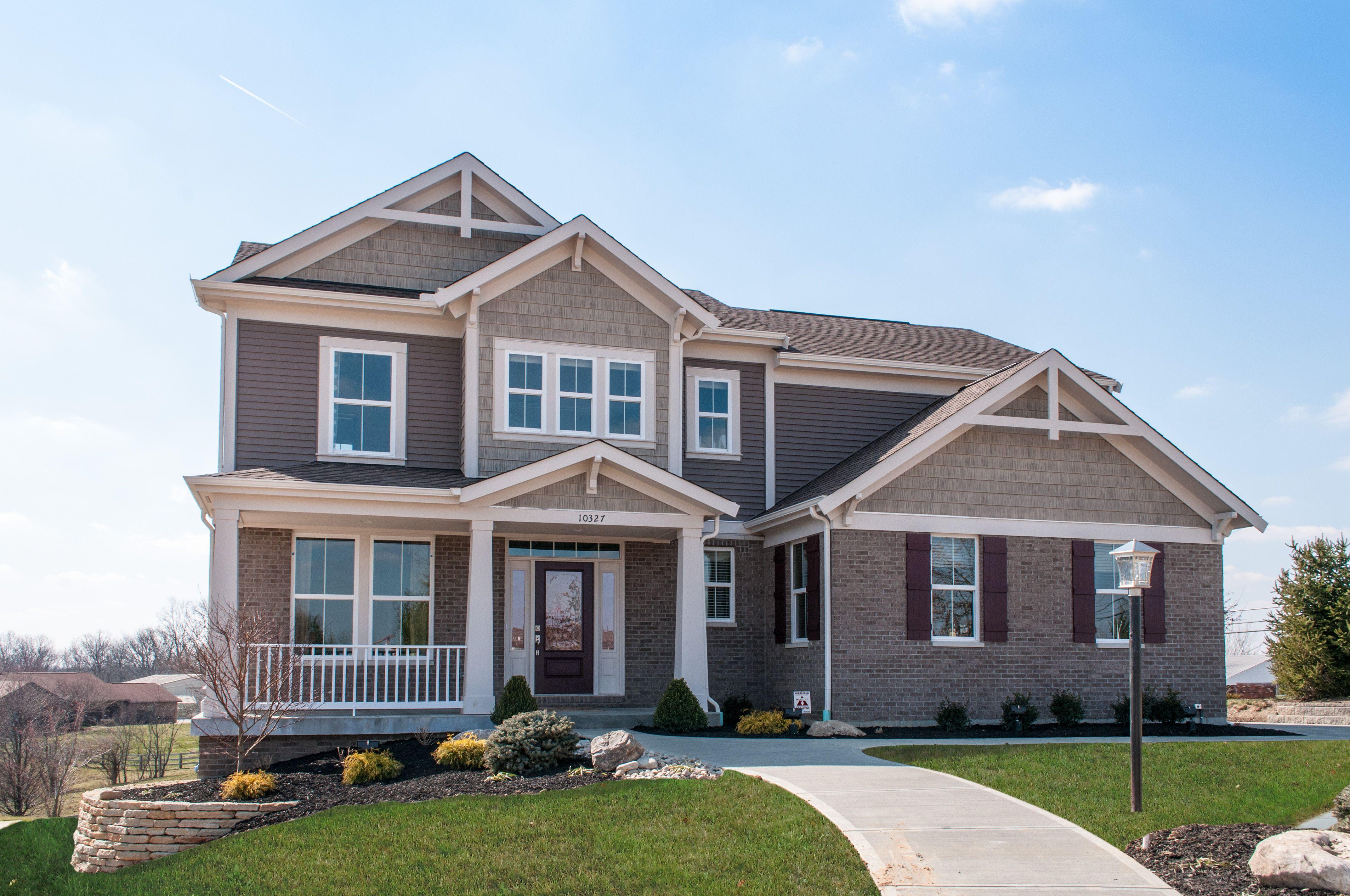 Fischer Homes Whitman Model