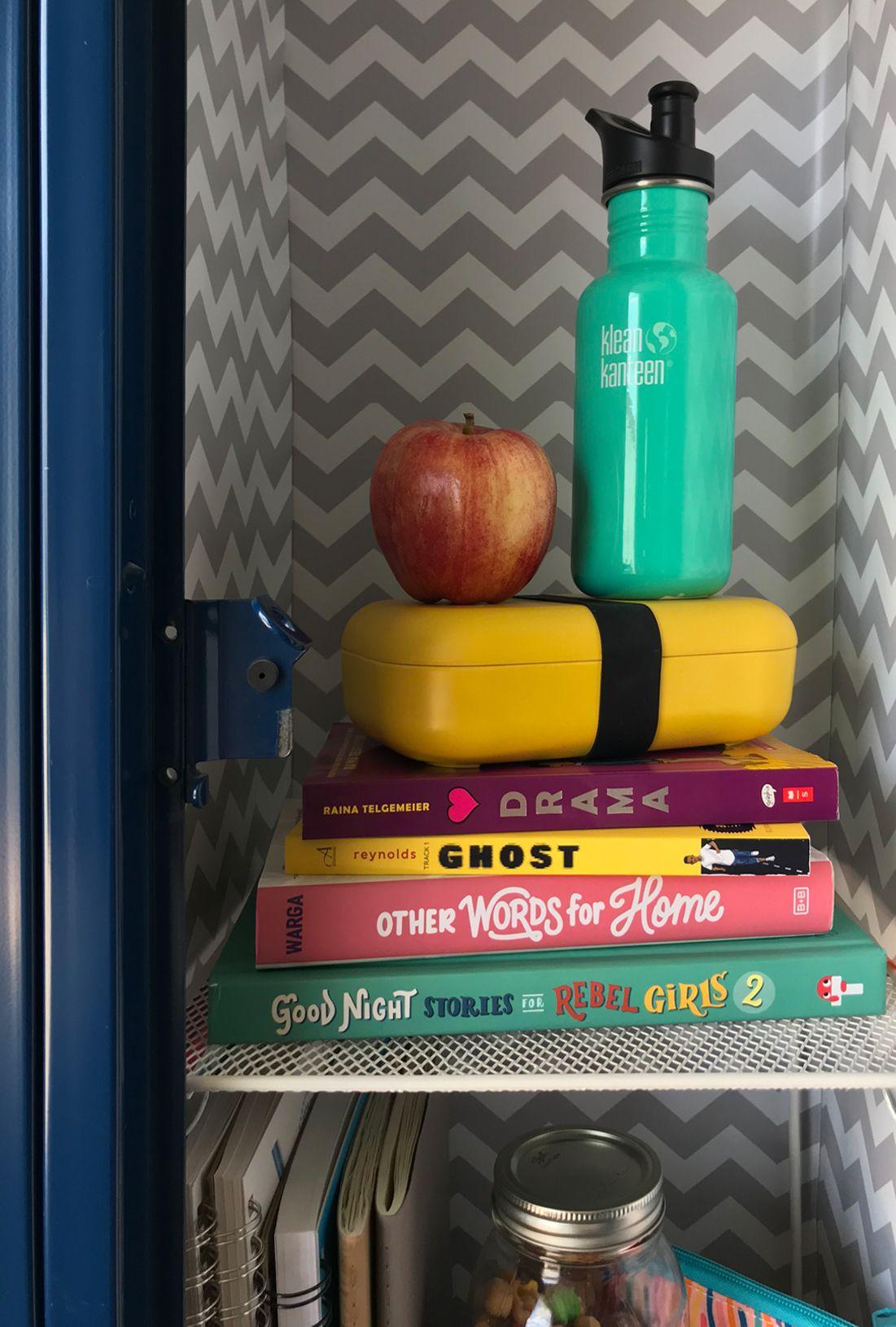Create your dream locker this school year! Locker