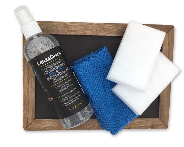 Chalkboard Cleaner Eraser Kit Cleaning Kit Chalkboard Liquid Chalk