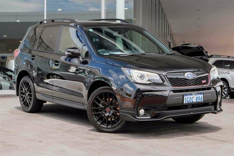 2016 Subaru Forester Ts Cvt Awd Wagon Nu6951 2018 Subaru Forester