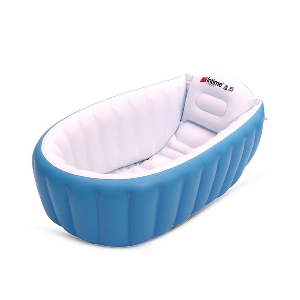 OpenBox Large Intime baby care tools, inflate baby bath tub seat ...