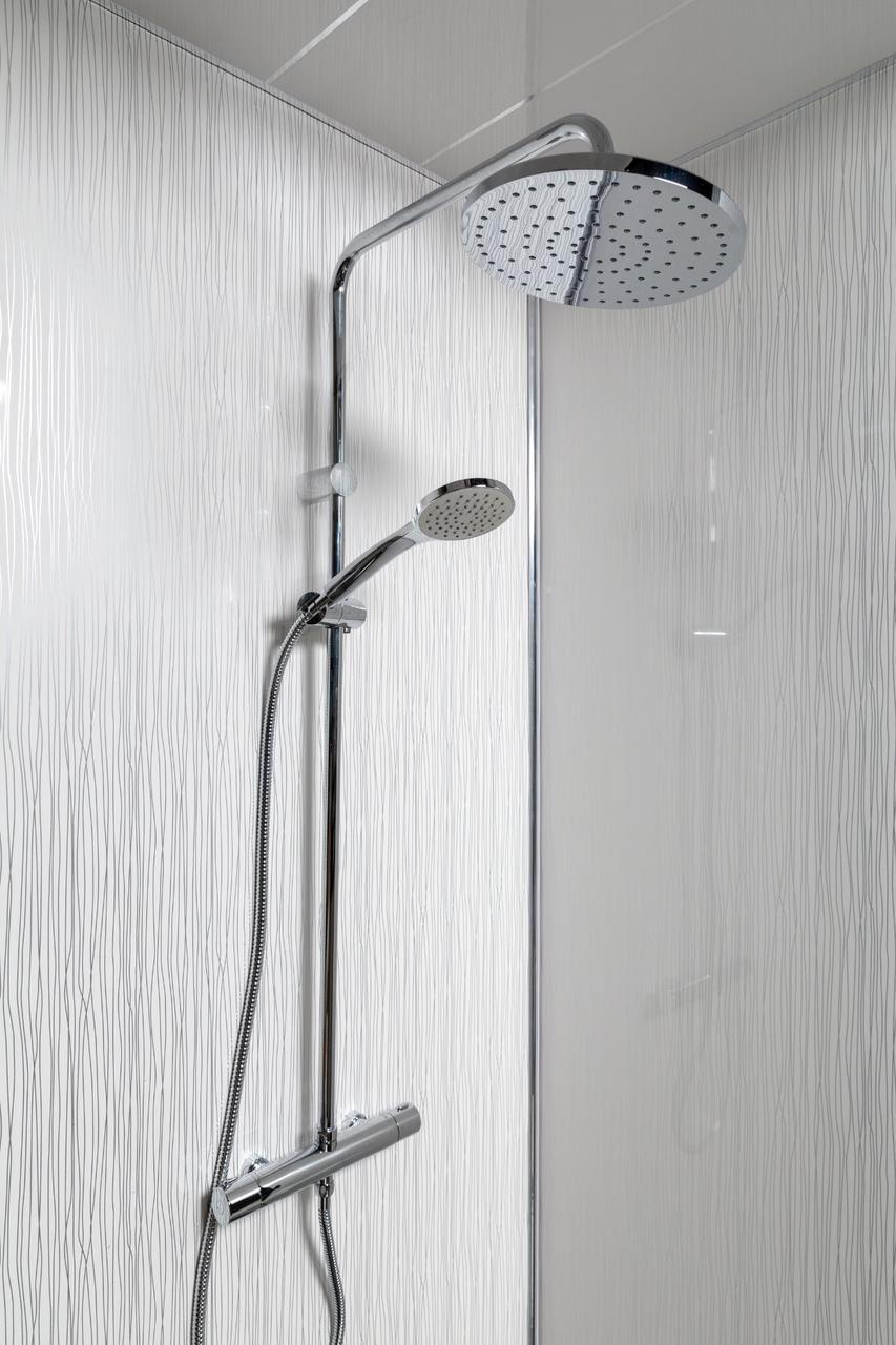 Blanco Silk Wall Panel 1 Metre Shower Wall Panels Wet Wall Shower Panels Shower Wall