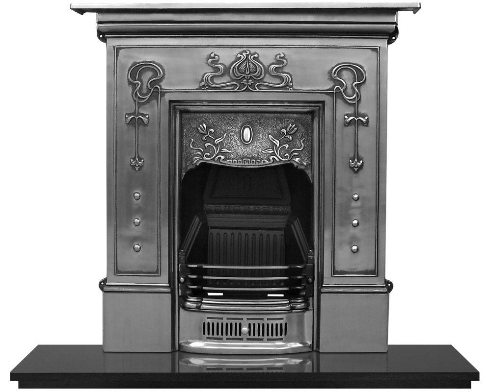 Bella Cast Iron Combination Fireplaces Carron Cast Iron