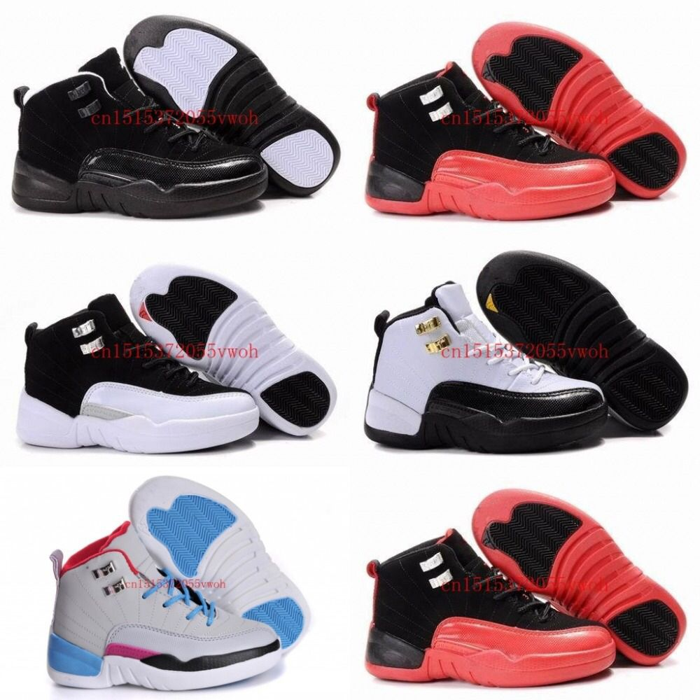 huge selection of 2e312 c7eca Freeshipping High quality cheap children Basketball Shoes boys and girls  sneaker,China Jordan 12 kids Basketball Shoes on sale