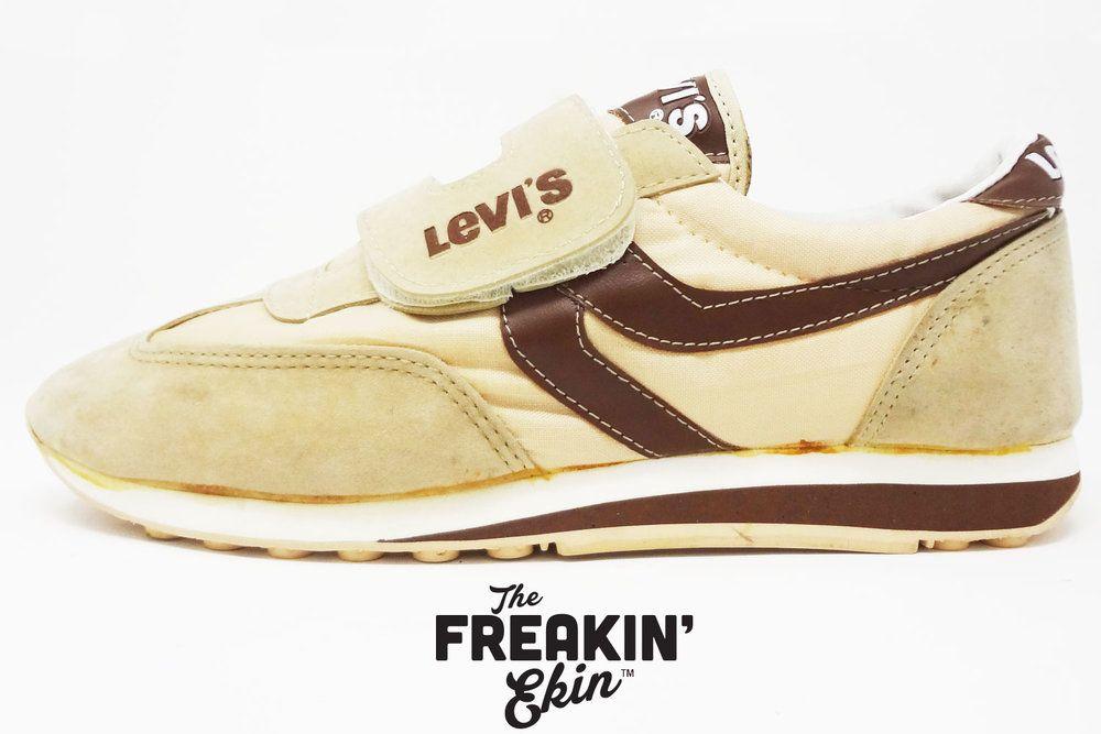 Levi's vintage sneakers @ The Freakin' Ekin | Vintage