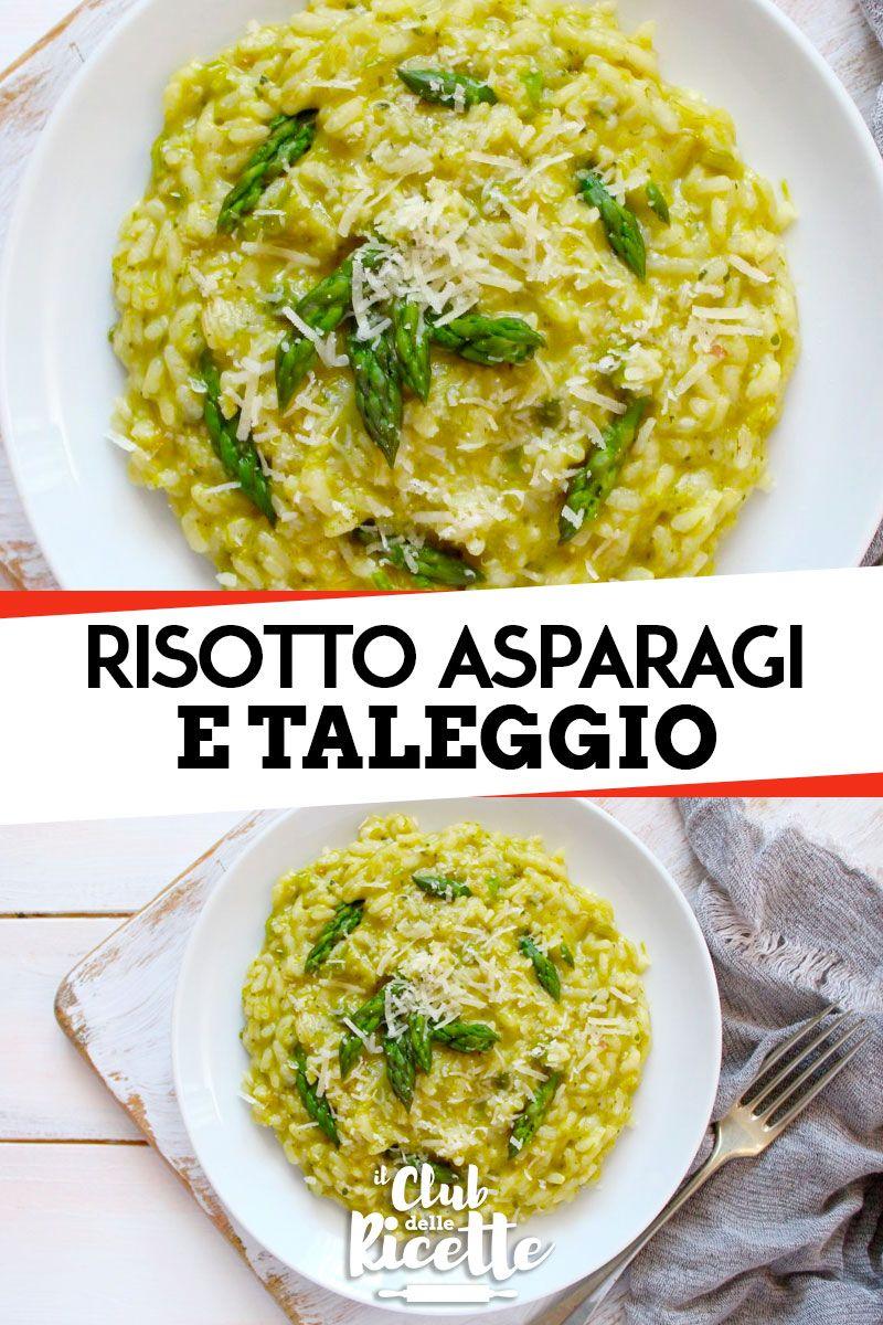 7aa1576567844af0301e2160392de3e7 - Ricette Risotto Asparagi