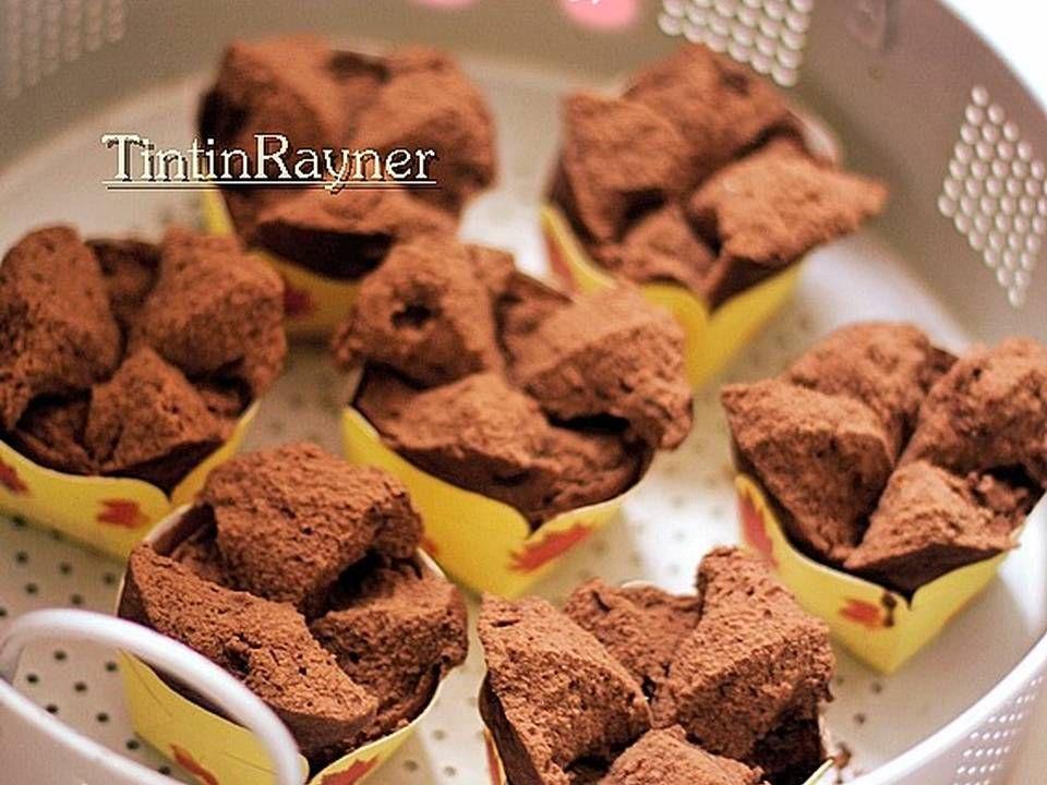 Pin Di Brownies Kukus