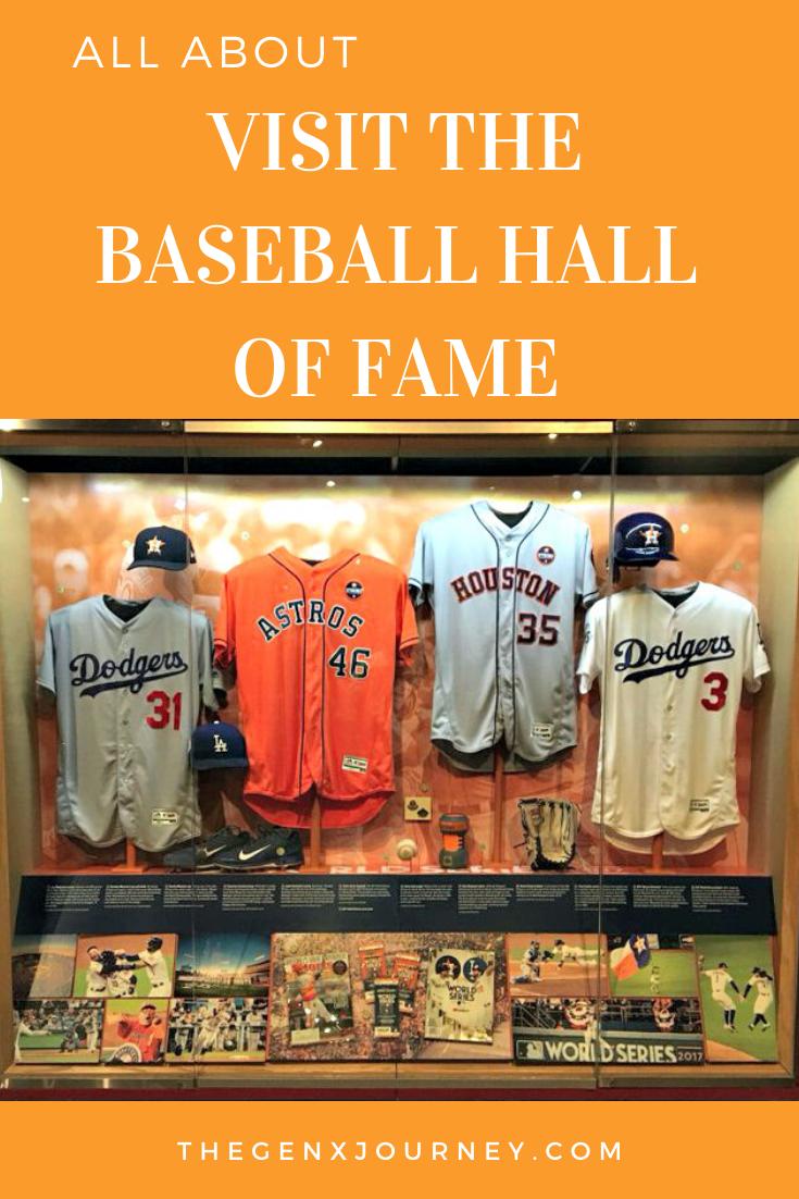 Visit The National Baseball Hall Of Fame Nationals Baseball Hall Of Fame Baseball