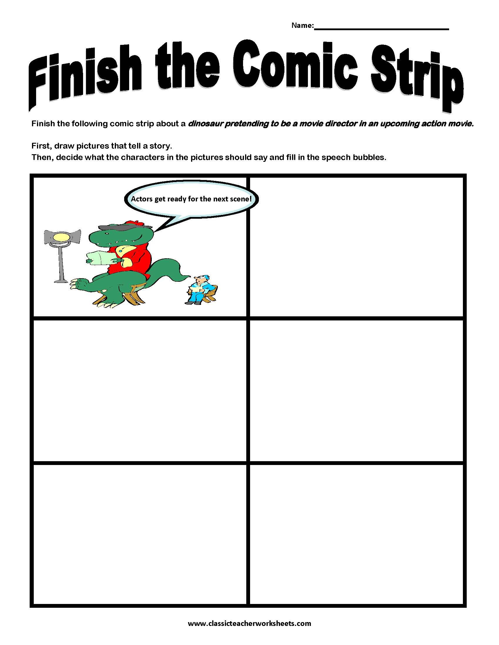 worksheet Check Writing Worksheets check out our collection of writing worksheets at classicteacherworksheets com activity finish