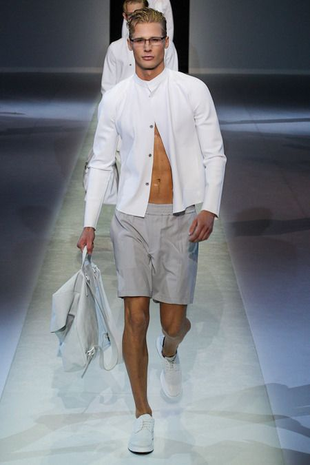 .emporio armani mens s/s 14 collection #emporioarmani