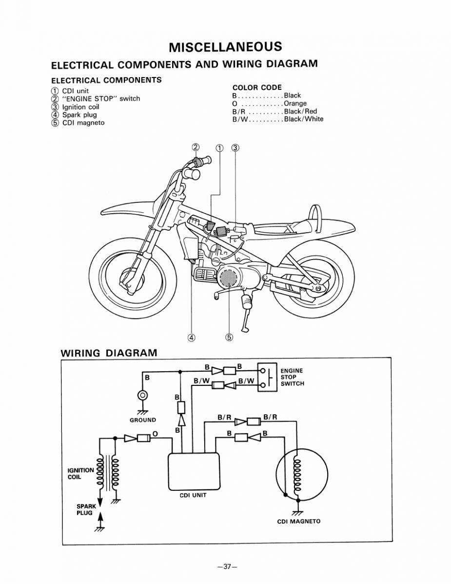 Pw4 Engine Diagram Simple | Ttr50 Wiring Diagram |  | Pinterest