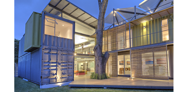 Cargo Container Homes 10 shipping container homes you won't believe exist | metal
