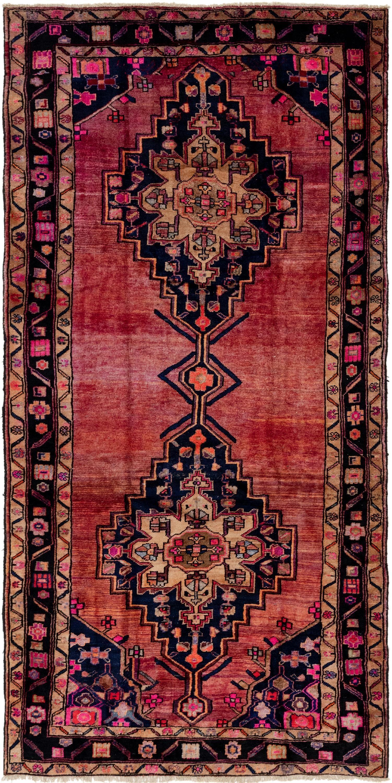 5 3 X 10 6 Shiraz Persian Runner Rug Persian Rug Runners Red
