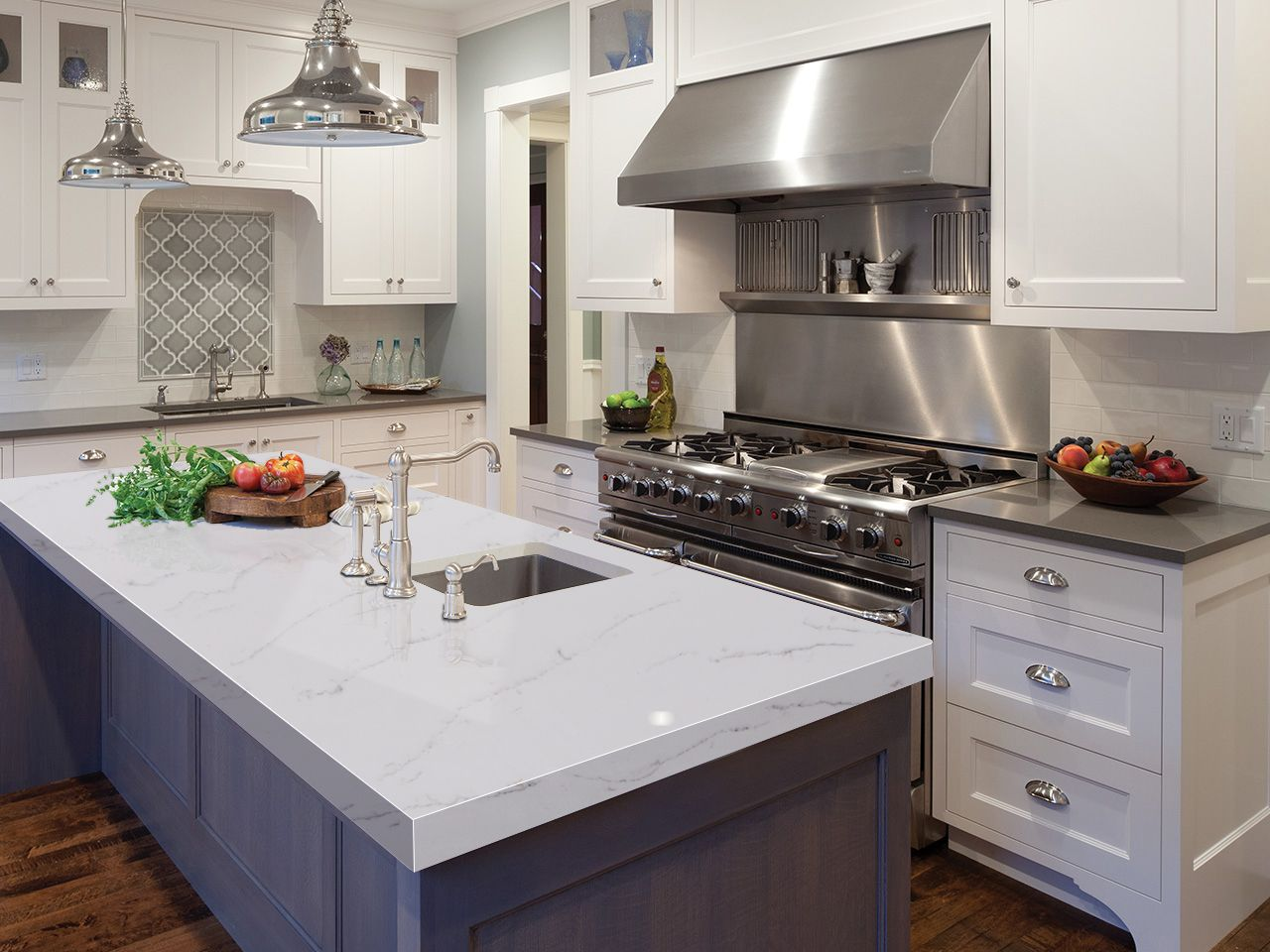 Calacatta Giotto Uquartz Universal Granite Marble Outdoor Kitchen Countertops Kitchen Remodel Replacing Kitchen Countertops