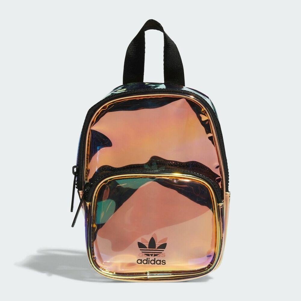 Mayor Retorcido .  Adidas Originals Mini Iridescent Backpack Multicolor Small New Girls Rare  CK5085 | eBay | Bolsas femininas, Mochilas fofas, Mochila adidas