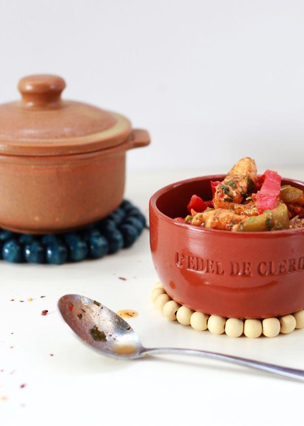 diy craft: beaded pot holder - drifter and the gypsy blog