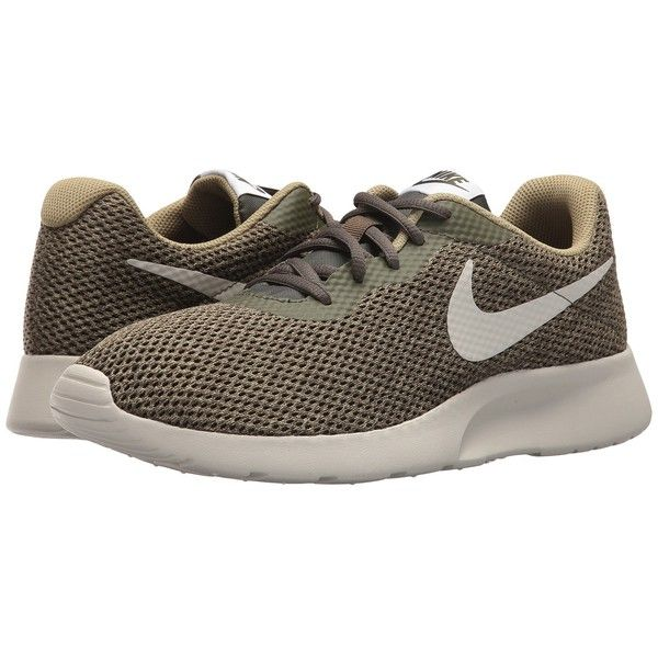 Nike - Mens Nike Tanjun SE Shoes Cargo Khaki/ Light Bone Olive