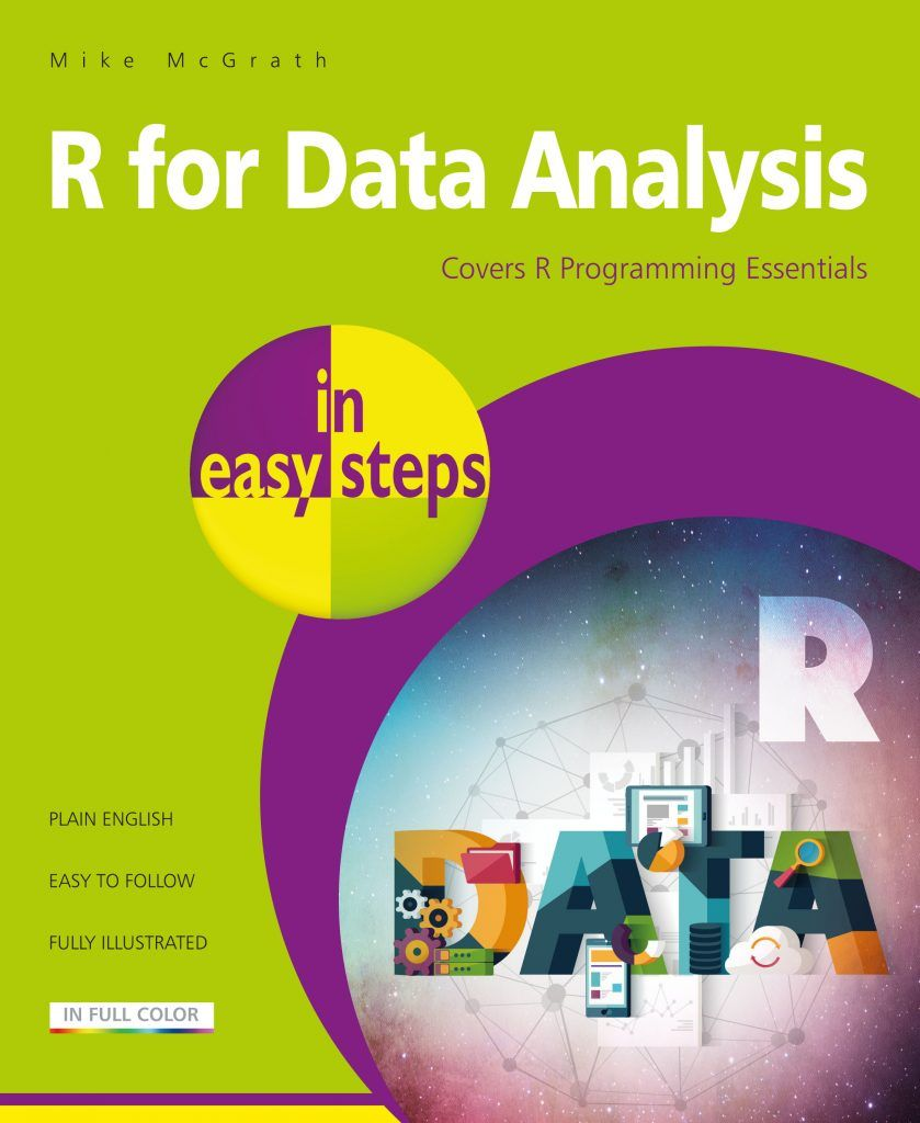 Image Result For R For Data Analysis In Easy Steps  R Programming