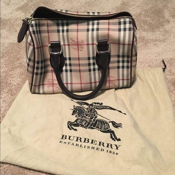 burberry authenticity