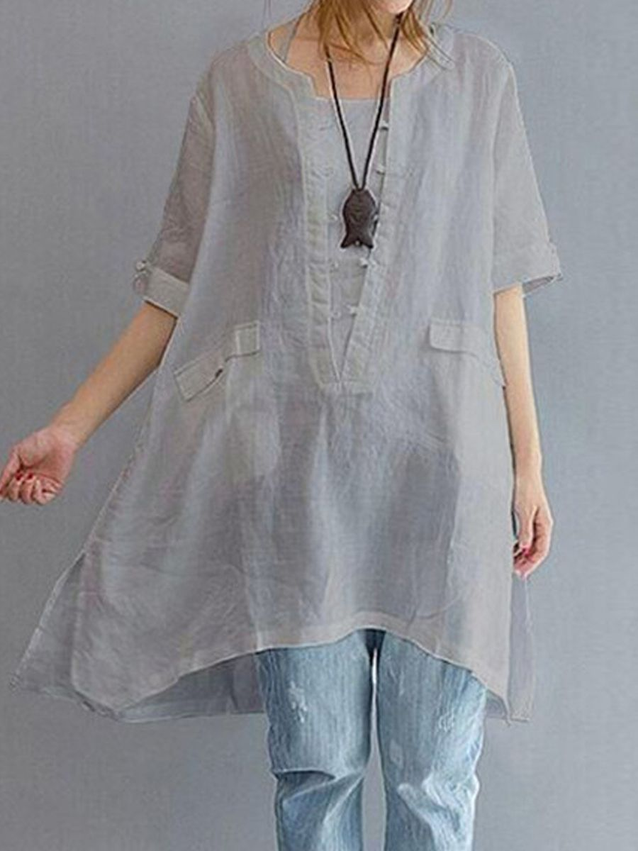 Custom Made Ladies Plain Design Fashion Wide Armhole Opening
