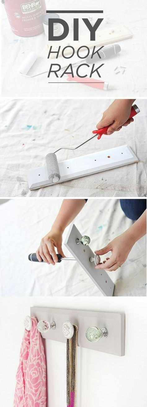18 Genius DIY Projects For Small Bedrooms