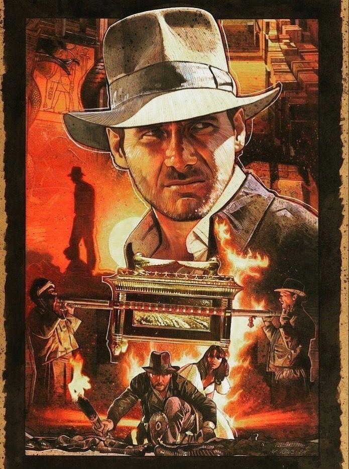 Raiders Lost Ark Peliculas De Aventuras Mejores Carteles De Peliculas Carteles De Cine