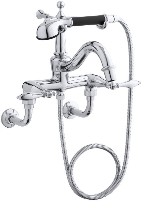 Two Handle Clawfoot Tub Faucet