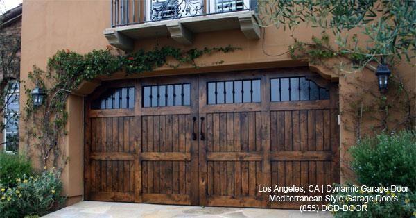 garage doors los angelesTuscan Garage Doors  Los Angeles CA  Dynamic Garage Door