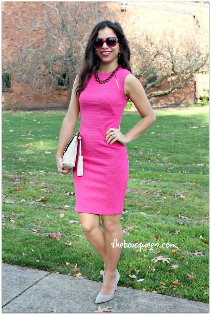 HOLIDAY PARTY DRESS OUTFITS AND A PINK CUT-OUT DRESSIONS | Party ...