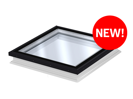 Velux Cfp 100150 S00m Fixed Flat Glass Roof Window 100x150cm Flat Roof Windows Roof Windows Glass Roof Roof Window Roof Light
