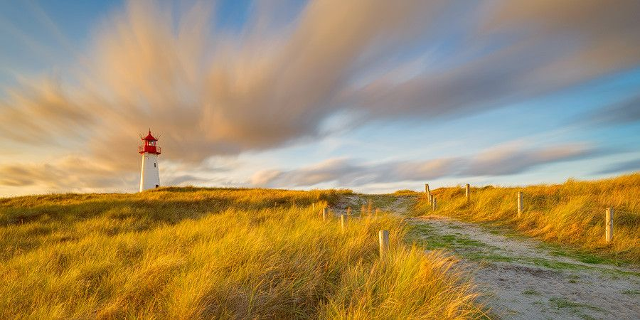 Lighthouse List West / Sylt by Achim Sieger on 500px
