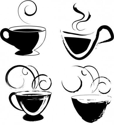 cangkir kopi untuk penggunaan anda vektor misc vektor gratis download gratis cangkir kopi cangkir kopi cangkir kopi untuk penggunaan anda
