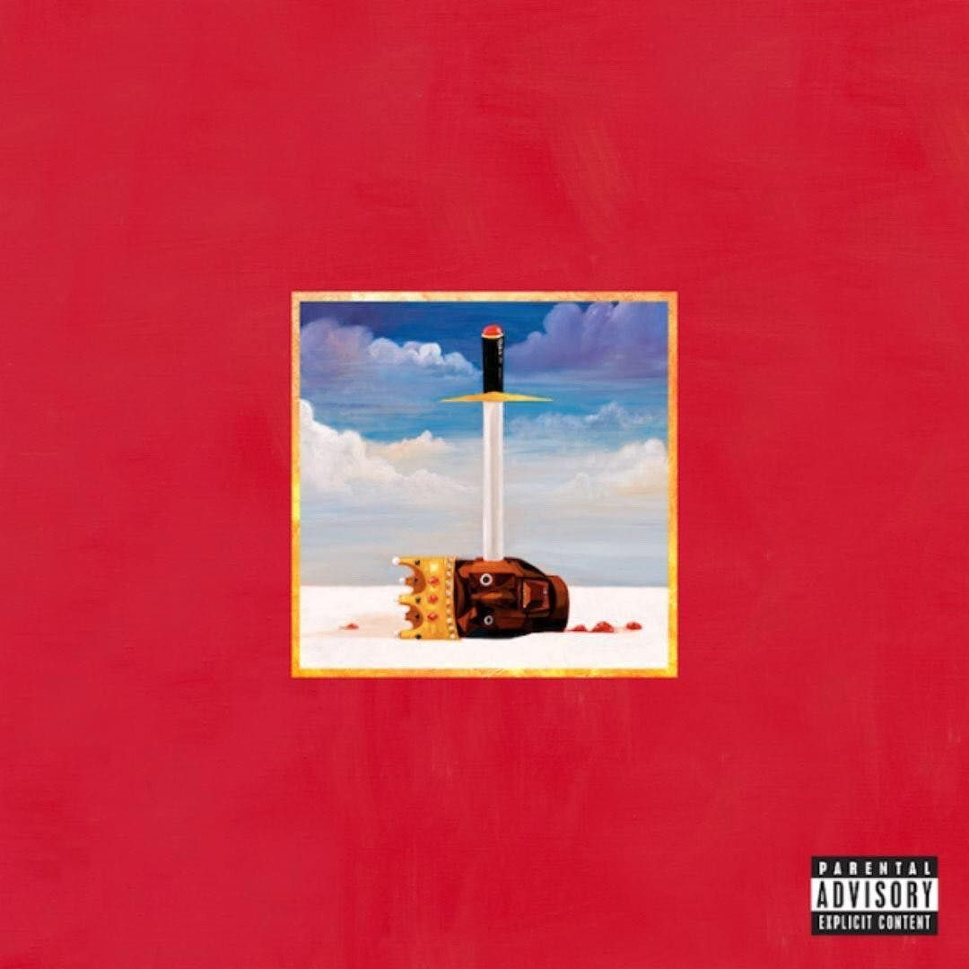 Complex On Instagram 8 Years Ago Today Kanye West Released My Beautiful Dark Twisted Beautiful Dark Twisted Fantasy Kanye West Album Cover Kanye West Power