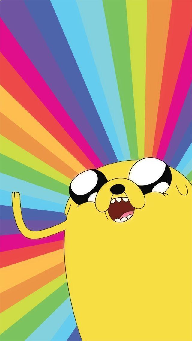 Jack D Adventure Time Wallpaper Jake Adventure Time Adventure Time