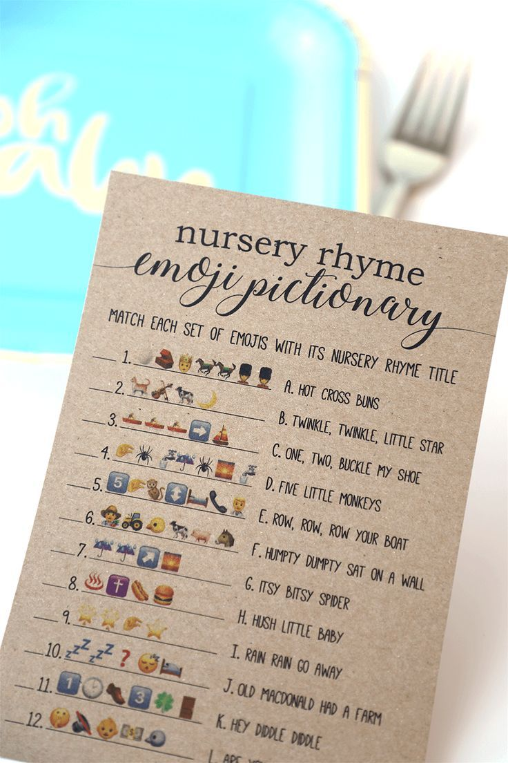 Photo of Kraft Baby Shower Games on Pinterest