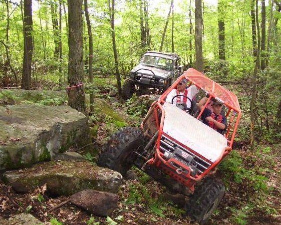 Rock Run Started Out With 50 Miles Of Trails For Atvs Utvs And