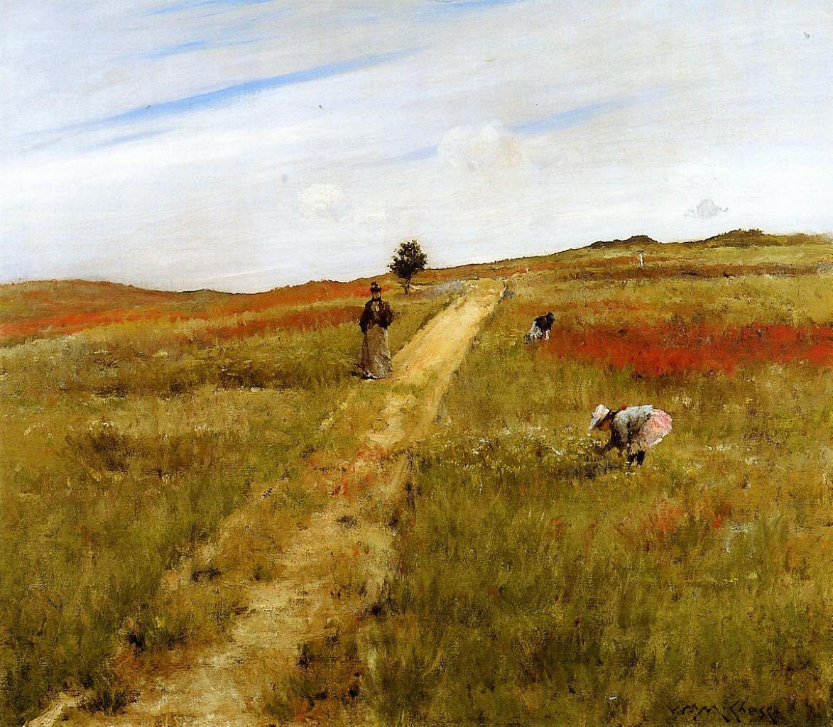 Shinnecock Hills (Shinnecock Hills Autumn) William