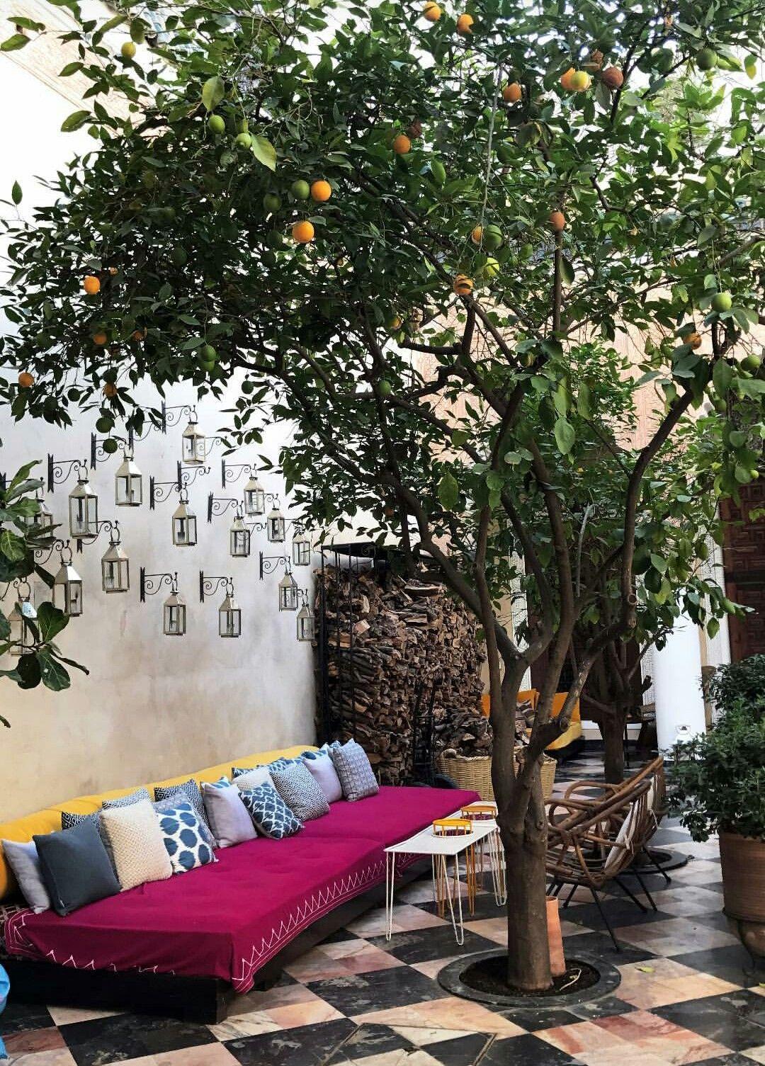 Pin De Maria Argiles Malonda En Terrazas Con Imagenes Decoracion Terraza Bar De Jardin Decoraciones De Jardin