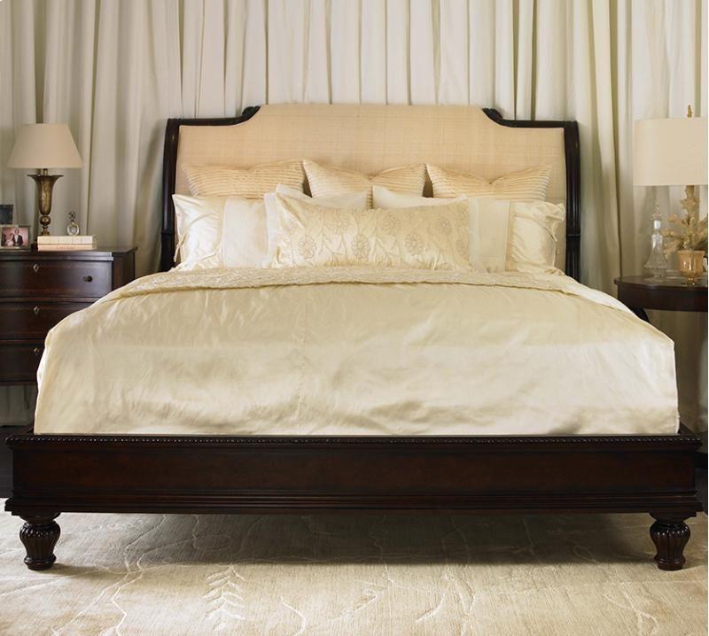 309176 In By Century Furniture SAMUELu0027S FURNITURE Ferndale, WA   Platform  Bed With Bracket Foot