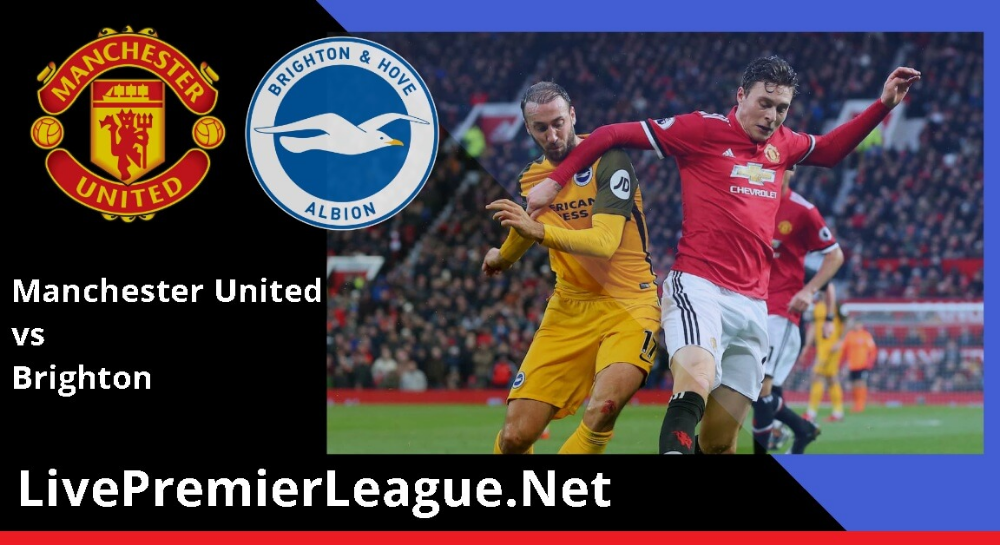 Manchester United Vs Brighton And Hove Albion Live Week 12 Upcoming Matches Hove Albion