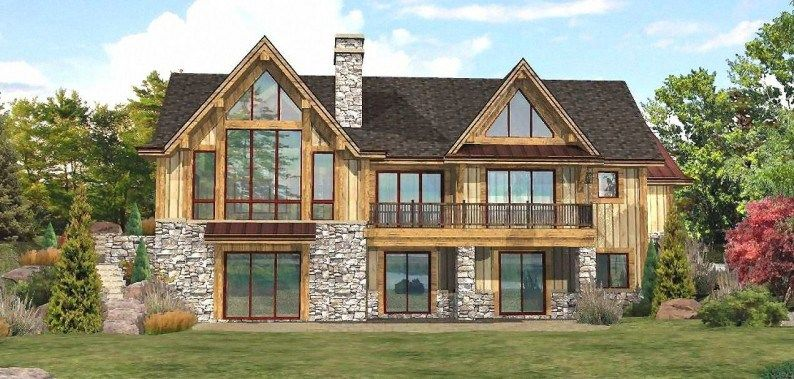 Lakefront Log Homes Cabins Log Home Floor Plans Wisconsin Log Pics Photos Lakefront Home Plans Lake Front Home Plans Lakefront Log Homes Cabi Ahsap Evler Evler