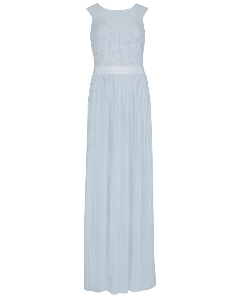 5558f9b91 Baby blue Ted Baker maxi
