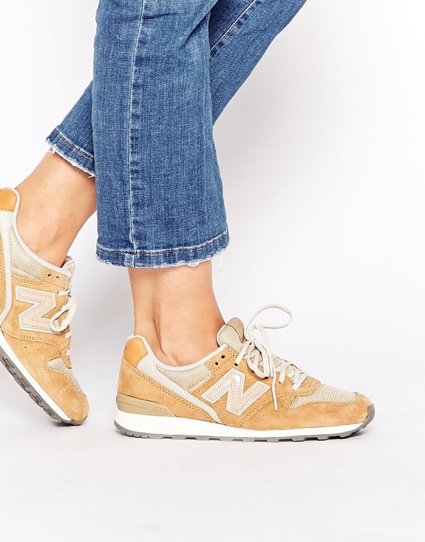 new balance 996 mujer leather