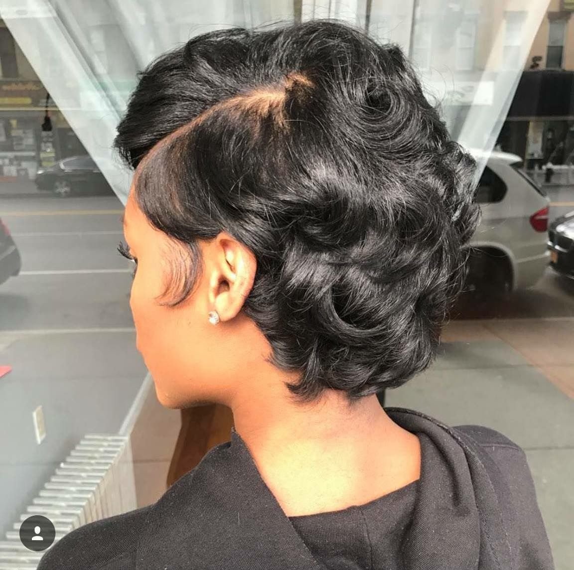 Pin by keandra perry on perf hair pinterest short hair hair