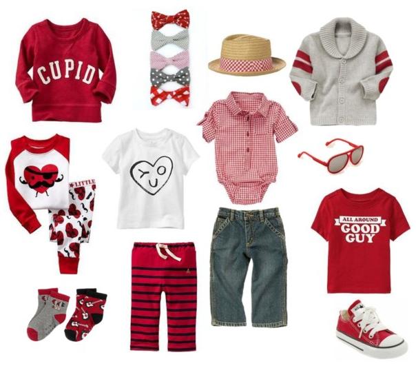 67b8c86414810 Mini Love: Boy's Valentine Style | Valentine's Day | Valentines for ...