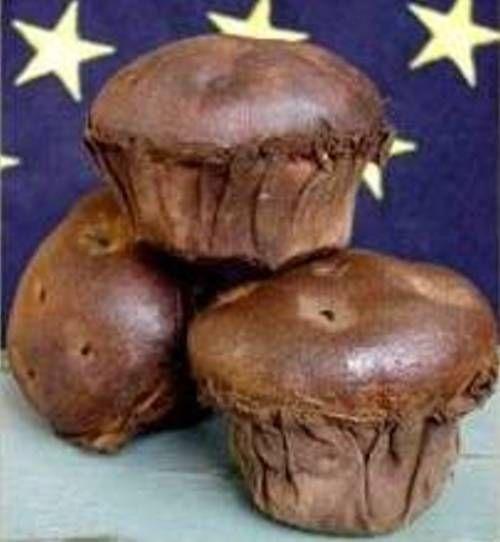 Primitive love muffin Muffins bowl fillers