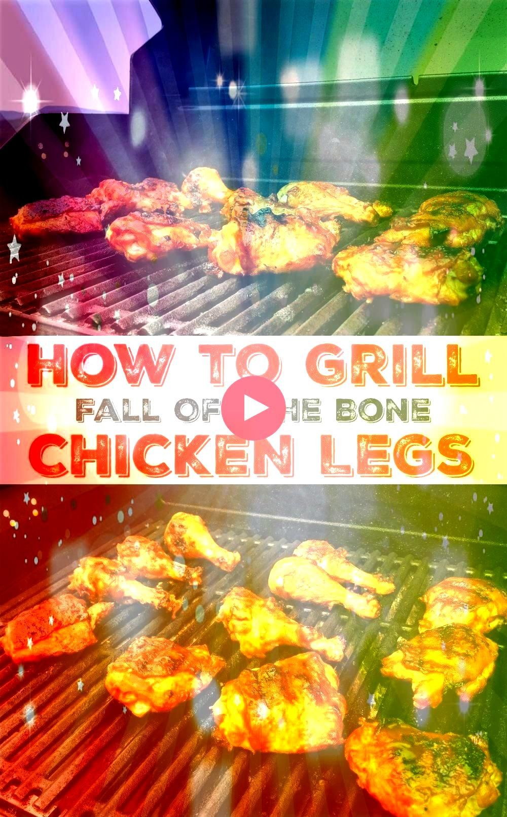 legs Learn how to grill chicken legs that fall off the bone and taste so good youll want to cook them every night Fire up the BBQ and lets see how to grill thighs and dru...