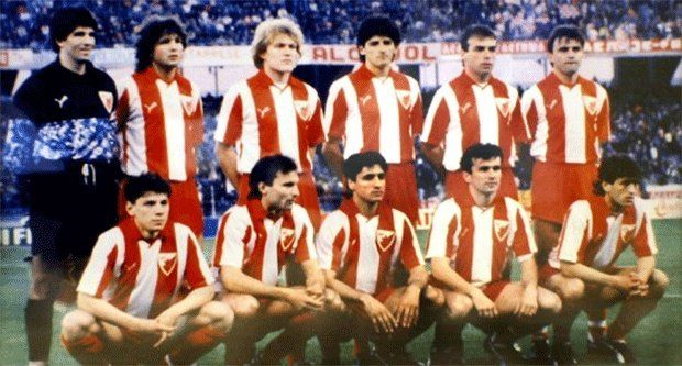 16 Soccer Ideas Soccer Red Star Belgrade Uefa Champions League